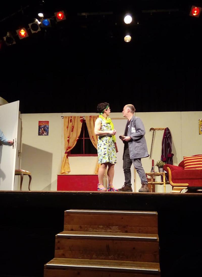 Bühnensituation, Ostensibles – Osnabrück's Theatre in English
